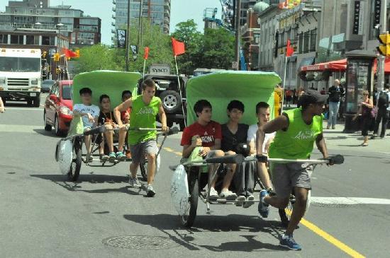 Ottawa Rickshaws