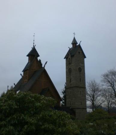 Wang Church: schön ............................