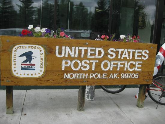 Santa Claus House: North Pole, AK