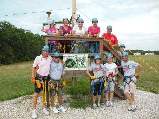 Eco Zipline Tours: Birthday Adventure