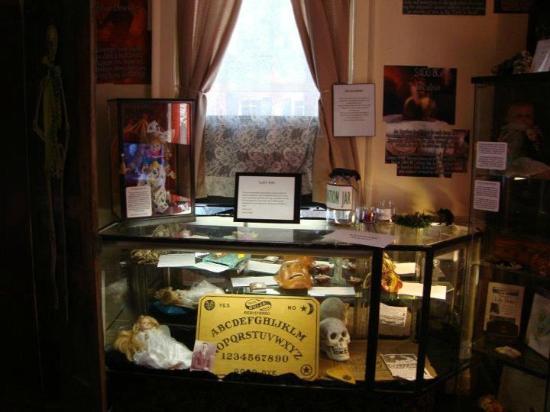 International Museum of Spiritual Investigations: International Museum of Spiritual Investigators