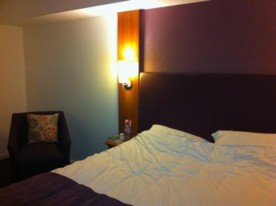 Premier Inn Bradford Central Hotel: comfy beds