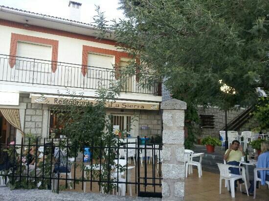 San Pablo de los Montes, Ισπανία: restaurante de venado y carnes