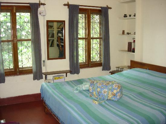 Mitali Homestays: double bedroom