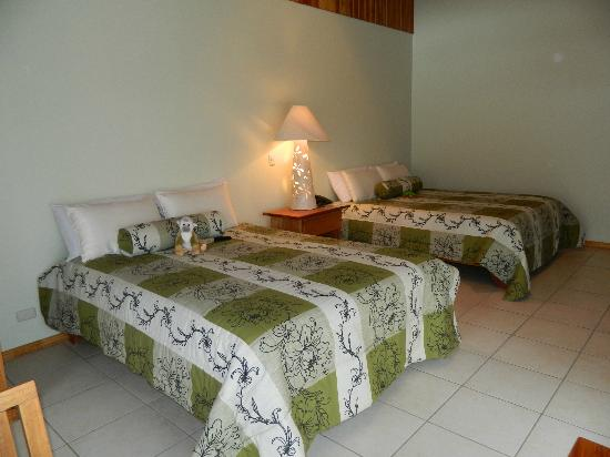 Ficus Sunset Suites Hotel: Bedroom