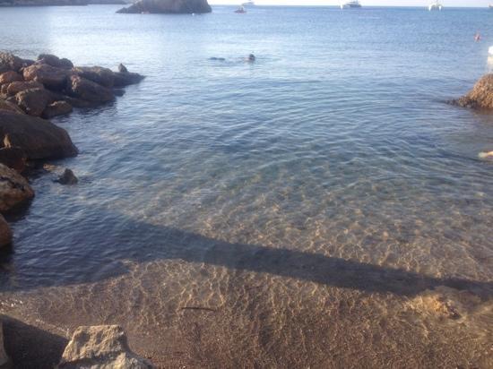 S'Arenal Petit: 14/8/2012