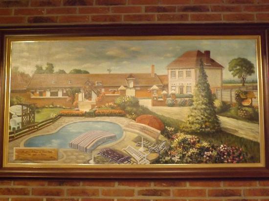 Vieux Puits Farm: Tableau du site il y à 10 ans