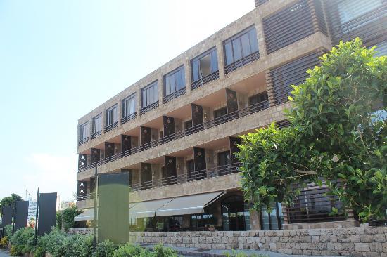 Byblos Sur Mer: hotel
