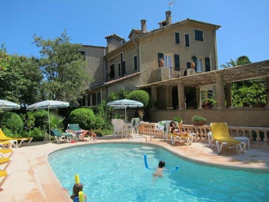 Hôtel Mas Djoliba : Pool