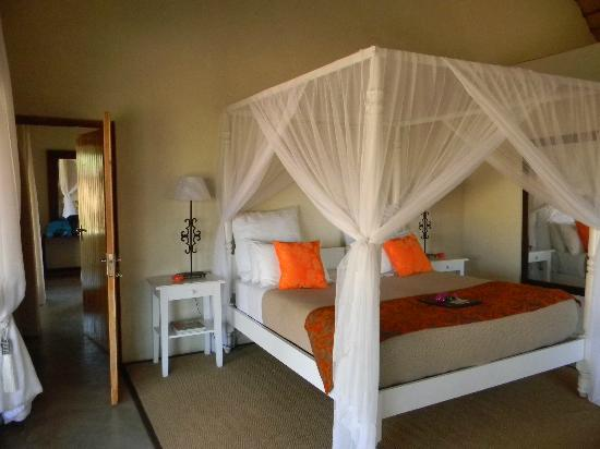 Kambaku Safari Lodge: chambre