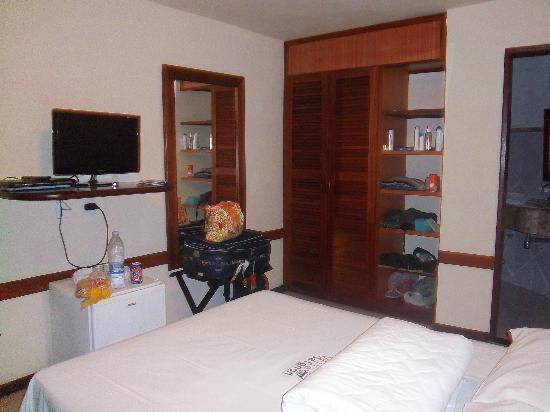 Pousada Villegaignon: Habitacion Doble