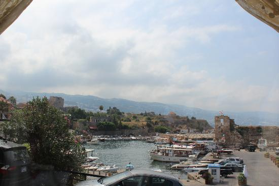 Byblos Sur Mer: Oldest port in the world