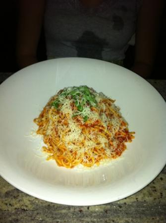 Napoli Ristorante & Pizzeria: spagehti
