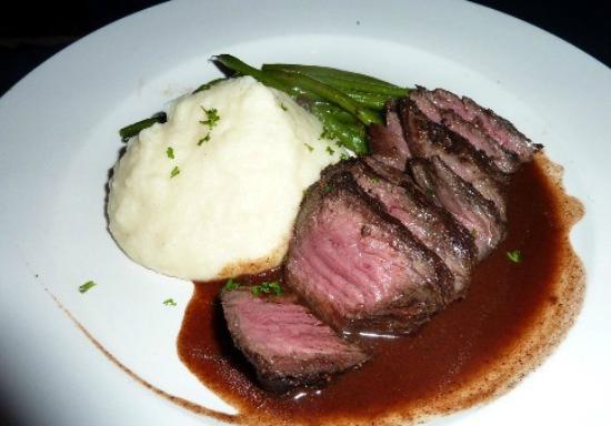 Cheval Bistro: Steak & Potatoes
