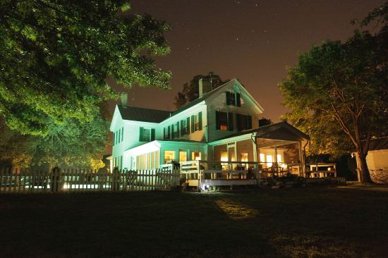 The Inn at Tabbs Creek Waterfront B&B: So many stars to see at night!