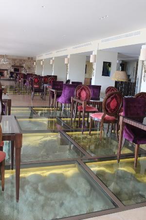 Byblos Sur Mer: Al Azrak restaurant