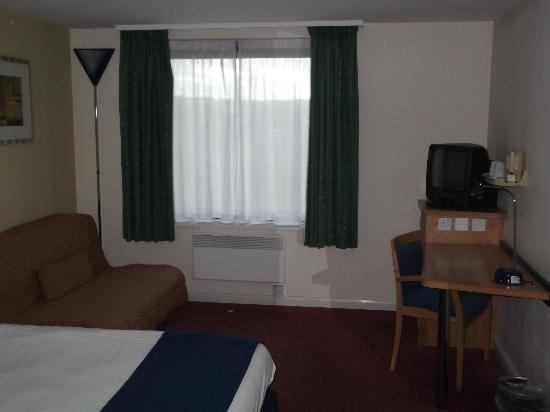 Holiday Inn Express Bradford City Centre: Hotel room