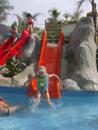 La Siesta Salou Resort & Camping: TOBOGGANT