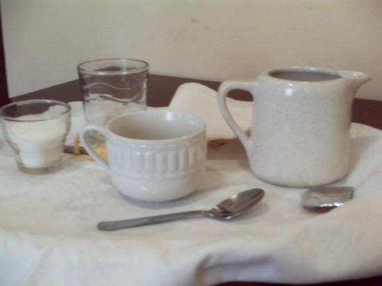Capri: Café da manhã