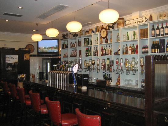 Brasserie 15: The bar