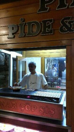 Pinar Pide & Pizza Salonu: Pinar Jusup