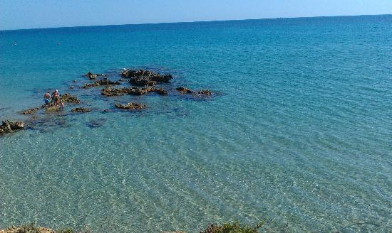 baia dei turchi otranto spiaggia