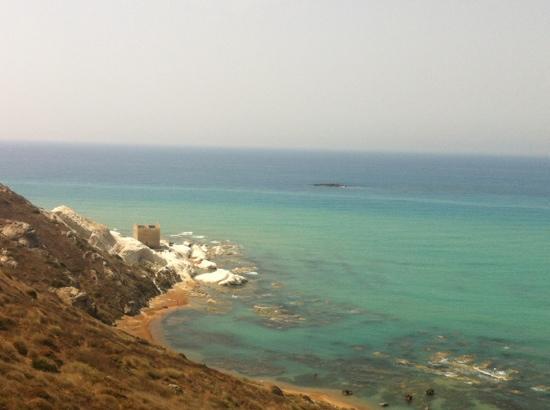 Riserva Naturale di Punta Bianca: punta bianca