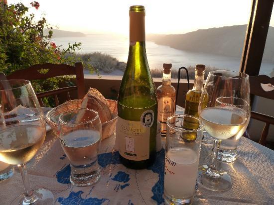 """Restaurant Iris: """"prämierter"""" Wein und toller Ouzo"""