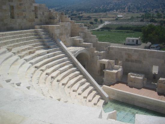 Patara Ruins: Parliament