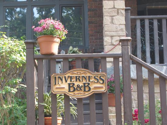 Inverness - High Park B & B Bild