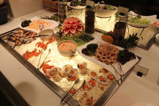 Review Buffet At Ginger Parkroyal On Beach Road: Picture Of PARKROYAL On Kitchener Road