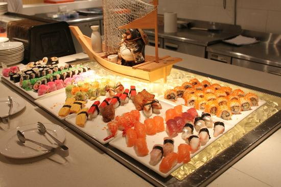 PARKROYAL on Kitchener Road: ontbijt buffet