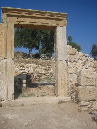 Patara Ruins: Door