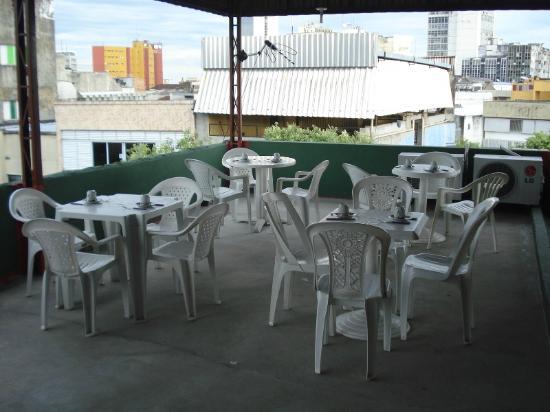 Hotel Veneza Manaus : Top Veranda