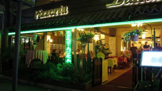 Hotel Danubio: Ristorante Danubio