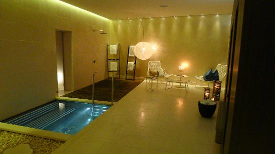 Limmathof Baden Hotel & Spa: Saphir Private Spa