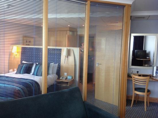 Bolton Whites Hotel: penthouse suite