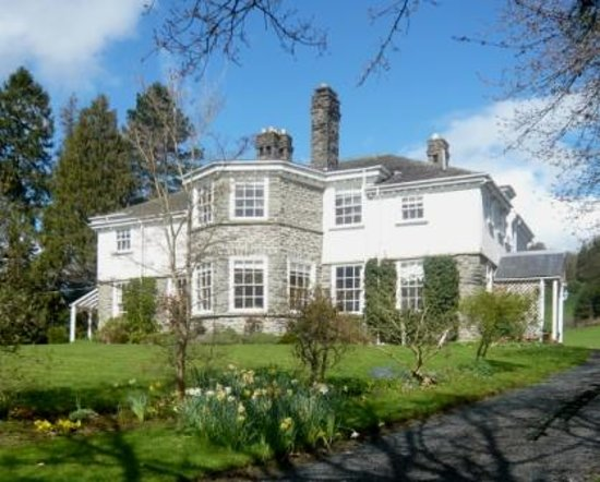 The Old Vicarage Bed & Breakfast : The Old Vicarage, Evancoyd