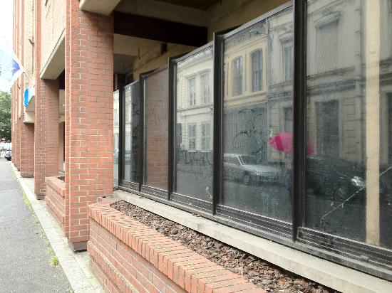 Ibis Budget Lille Centre : exterior