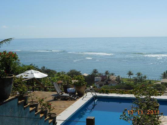 Maitei Hotel : Vista do deck