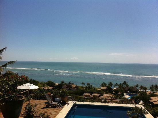 Maitei Hotel : Vista do deck piscina
