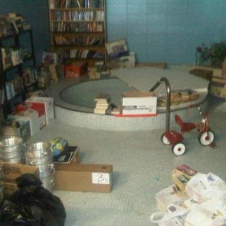 """Kootenay Country Inn : The """"hot tub"""""""