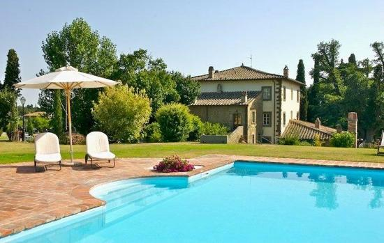 Relais Villa Baldelli: villa baldelli