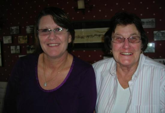 The Star Cafe: Cindy and Mary Alice