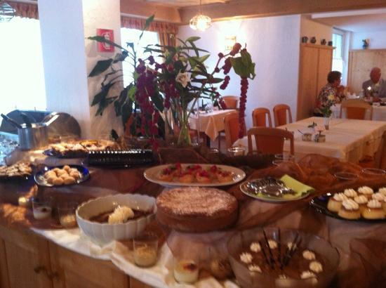 Hotel Bellavista: buffet di dolci
