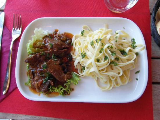 Ibis Avignon Sud : piatto del giorno