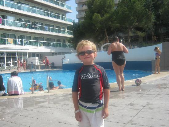 Ohtels Villa Dorada: The pool