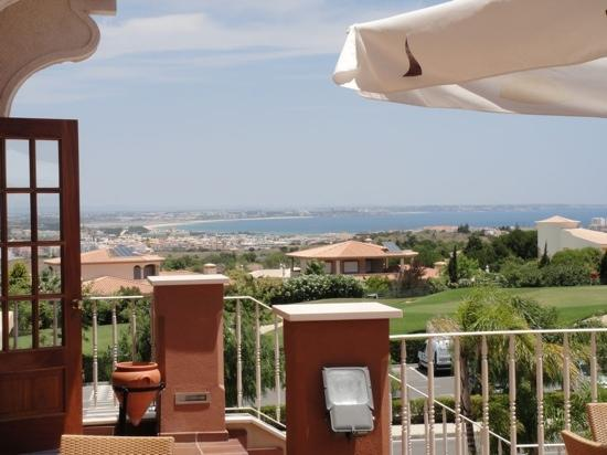 Boavista Golf Resort: View of the Lagos Bay from Boavista Clubhouse