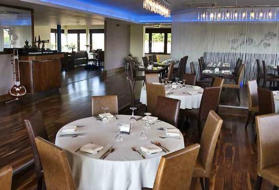 MaCh Restaurant: Main restaurant area