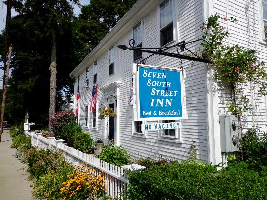 Seven South Street Inn: Street View